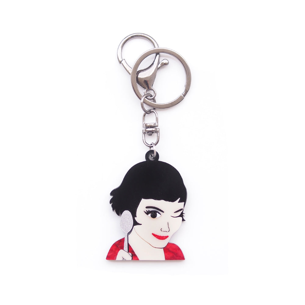 Amelie Key Chain