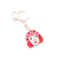 Load image into Gallery viewer, Yayoi Key Chain