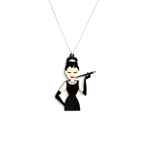 Breakfast At Tiffany Pendant