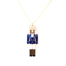 Load image into Gallery viewer, Nutcracker Pendant - Blue