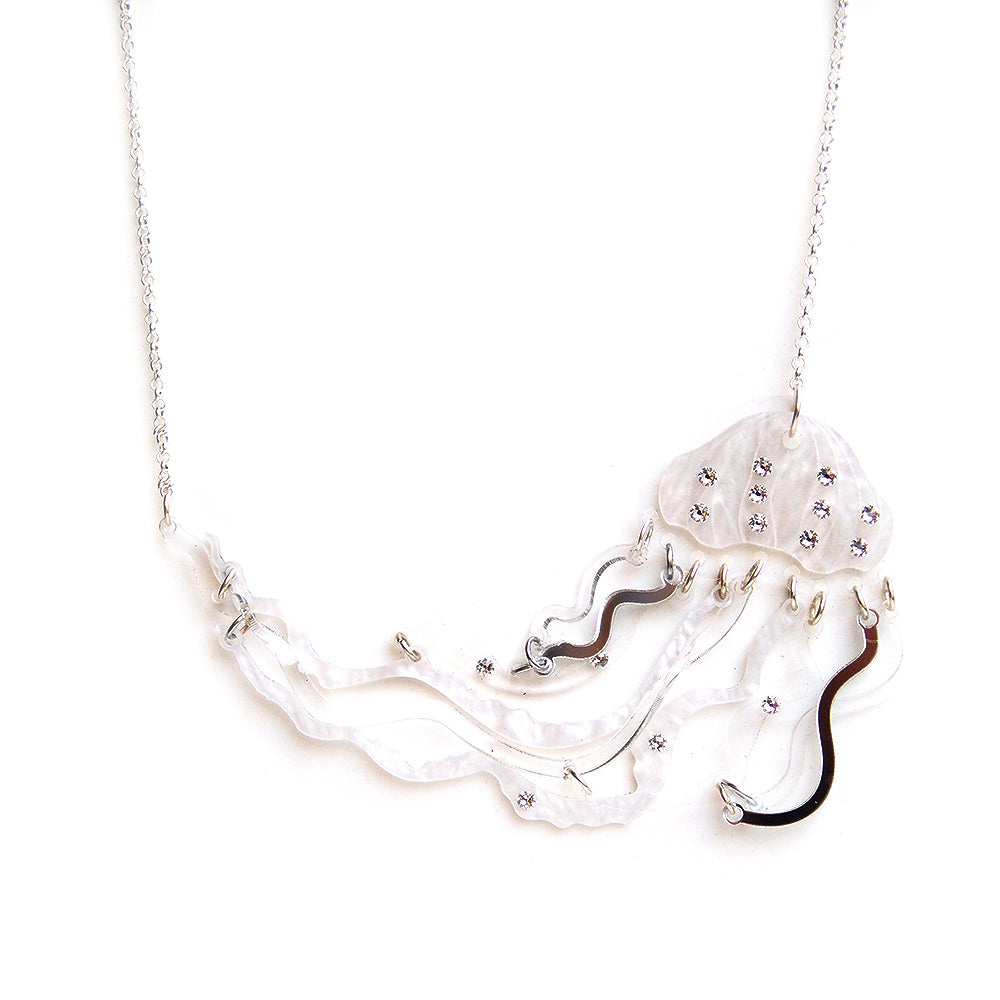 Jellyfish Statement Necklace