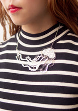 Load image into Gallery viewer, Jellyfish Statement Necklace