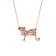Load image into Gallery viewer, Leopard Pendant Necklace