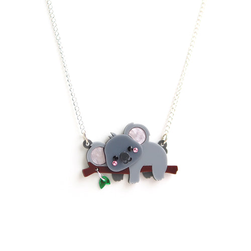 Koala Pendant Necklace