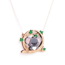 Load image into Gallery viewer, Koala Necklace