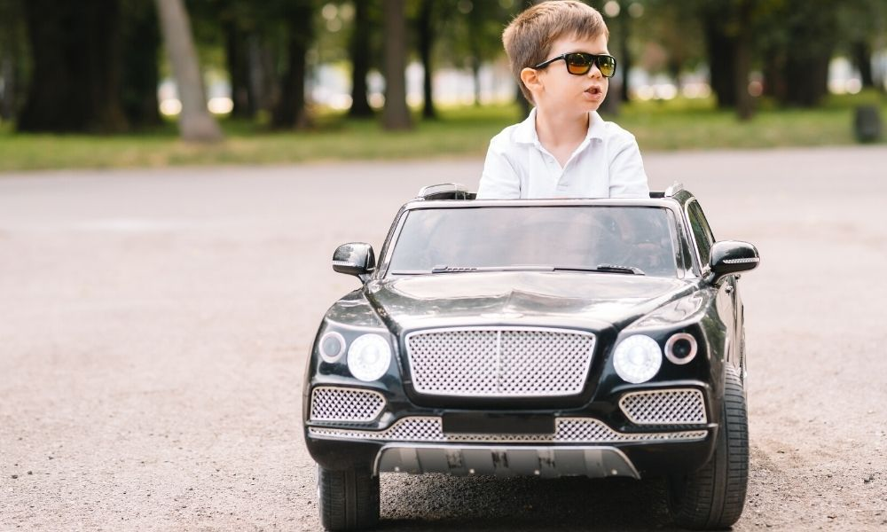 Can You Modify a Kid's Electric Car?