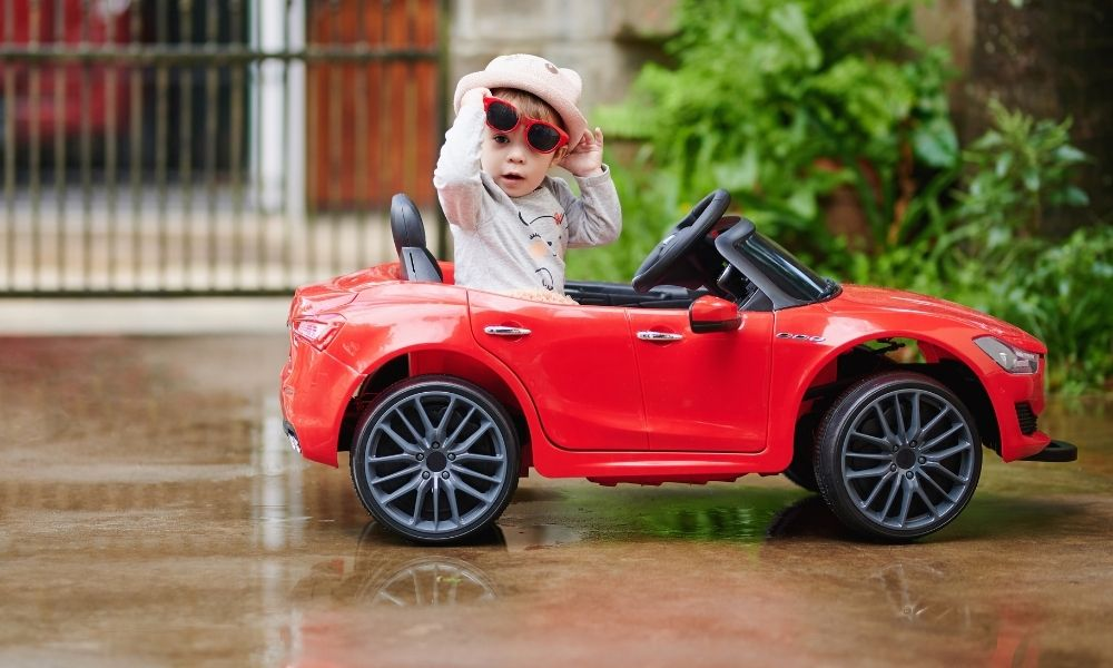 How To Maintain Your Child's Ride-On Car Battery