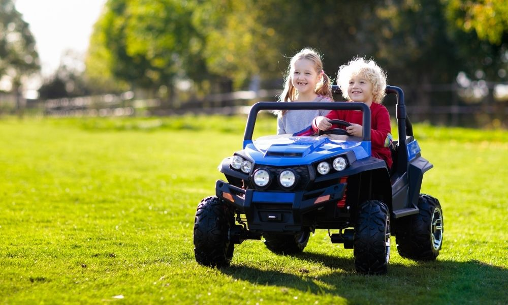 Safety Tips and Play Advice for Kids' Ride-on Toys