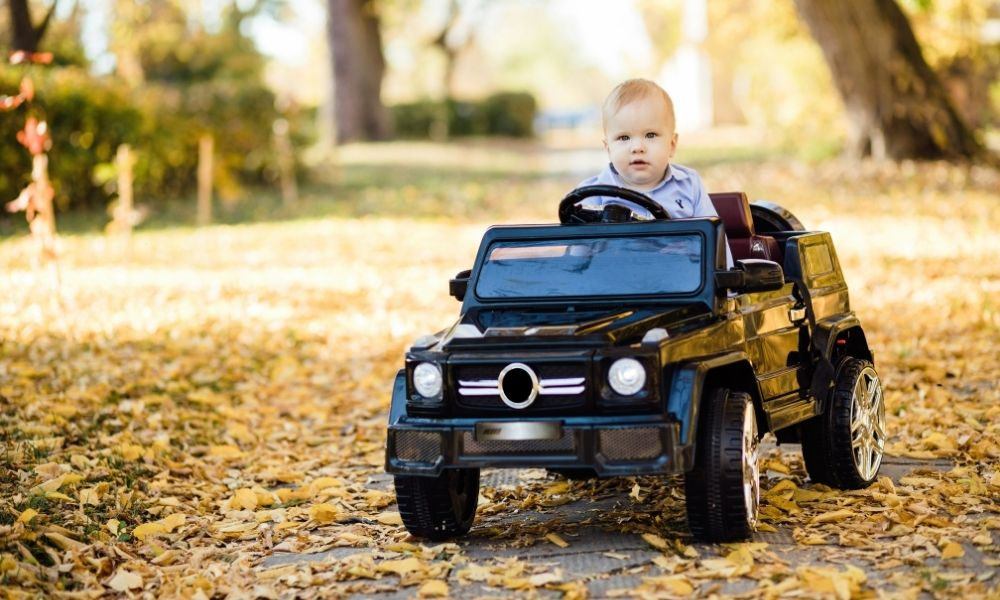 How To Maintain Your Child's Electric Car