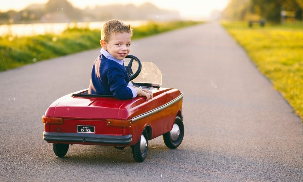 How To Choose the Perfect Ride-On Vehicle for Your Child