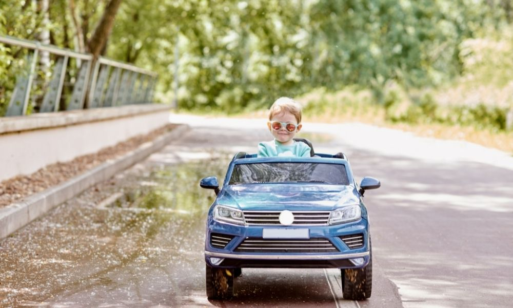 A Guide To the Different Types of Kids' Ride-On Vehicles