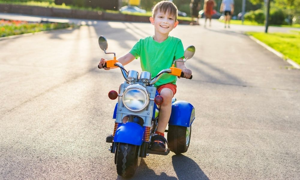 Parent's Guide To Electric Ride-On Motorcycles for Kids