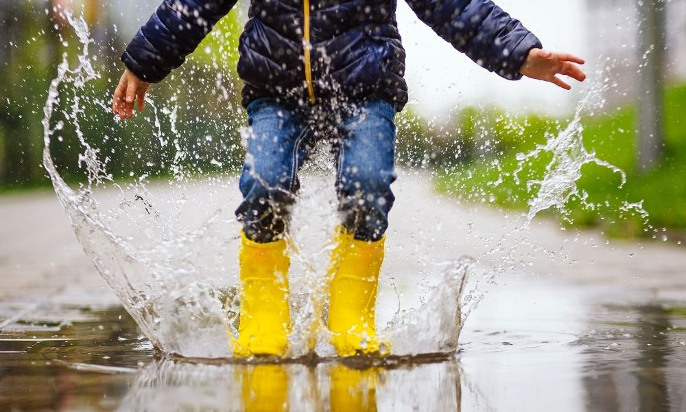 How Does Outdoor Play Benefit Your Child's Development?