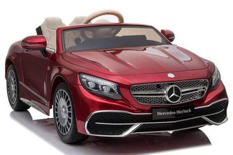 2021 Licensed Mercedes Maybach Edition with touch screen tv