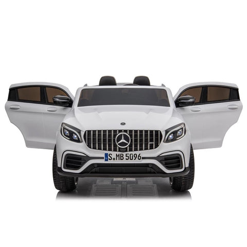 24 Volt Licensed Mercedes Kids SUV with Touchscreen TV  and Parental Remote | 2 Seater