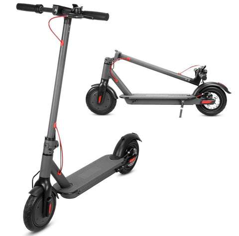 Image of Innova 350W Folding Electric Scooter | Charcoal