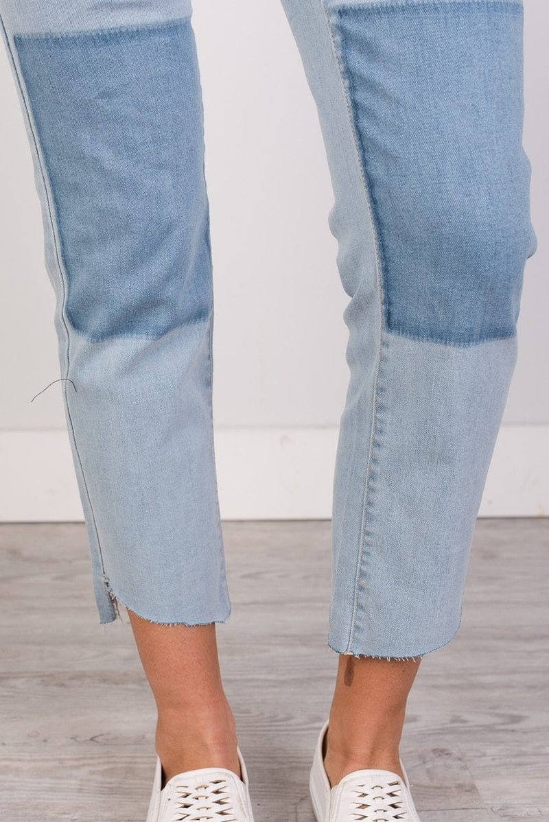 Cornelius Patch Jeans