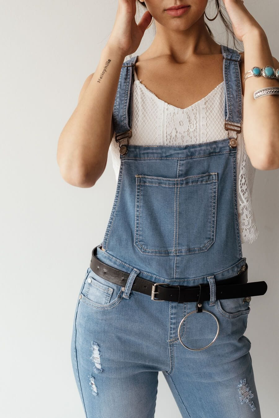 Smokin' Love Overalls