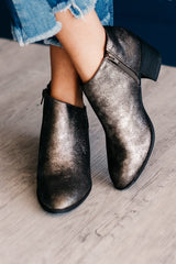 Topanga-20 Booties - Pewter
