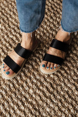 Superb-03S Sandals - Black