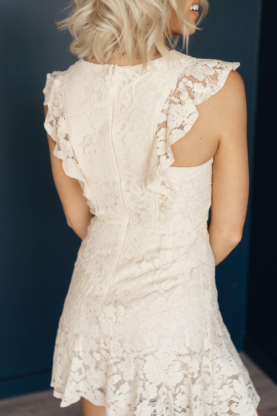 Huntington Lace Dress