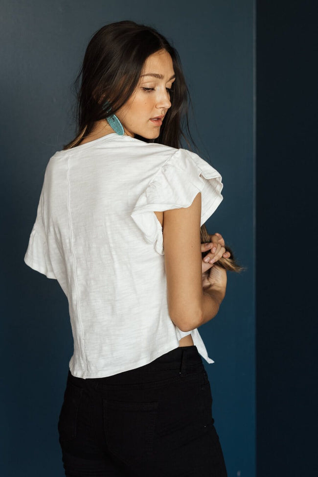 Muse Top - White