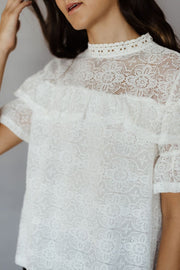 Tay Tay Lace Blouse
