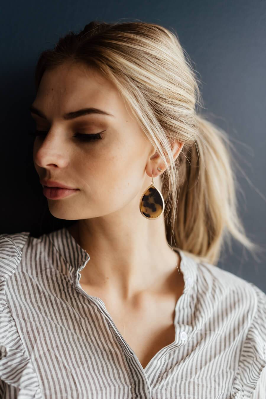 Libby Drop Earrings