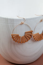 Railing Earrings