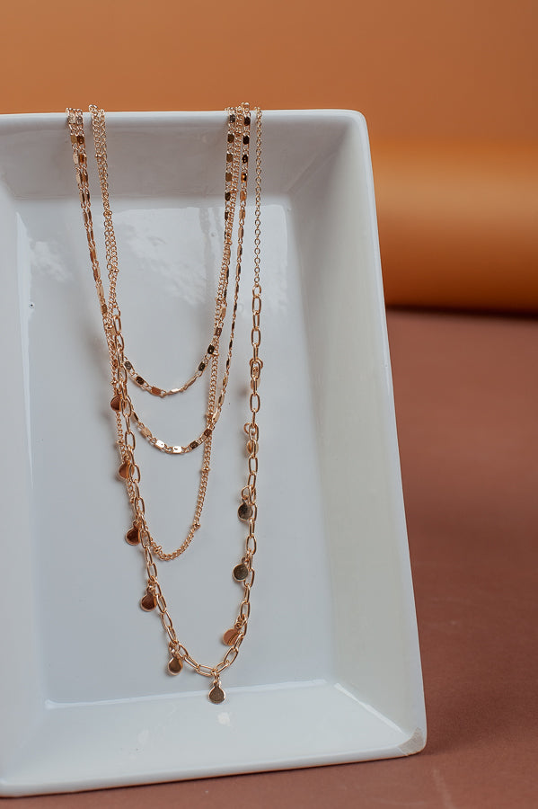 Wonder Layered Necklace