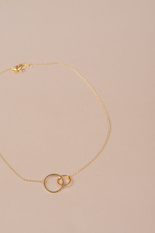 Loop Choker Necklace
