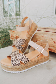 Leading-24 Espadrille Sandals