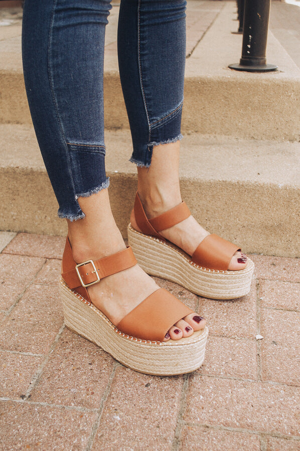 Census Espadrille Sandals