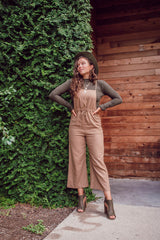 Lannie Linen Jumpsuit