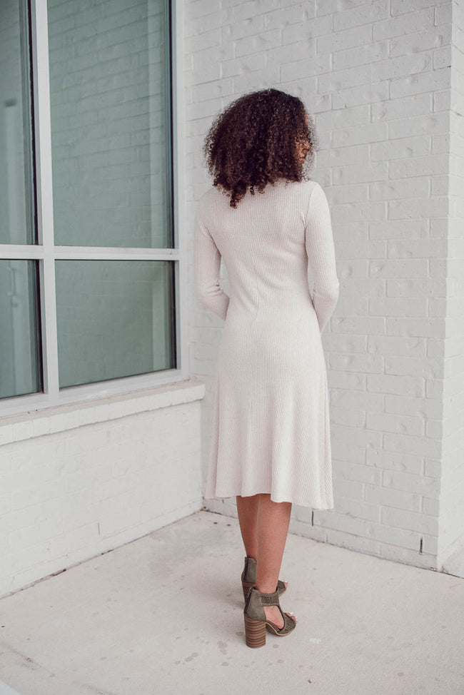 Ruth Ribbed Dress