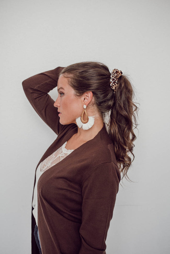 Laural Tassel Earrings