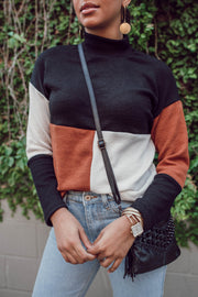Lockhart Color Block Sweater