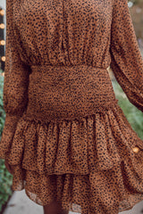 Columbo Smocked Dress