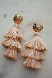 Kendra Tassel Earrings