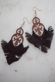 Sierra Tassel Earrings