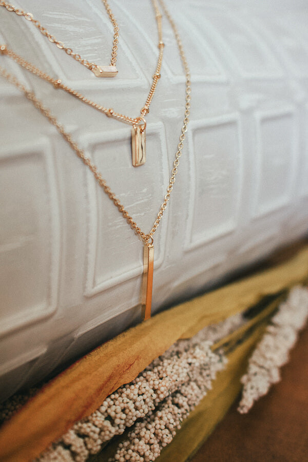 Frenzy Stack Necklace