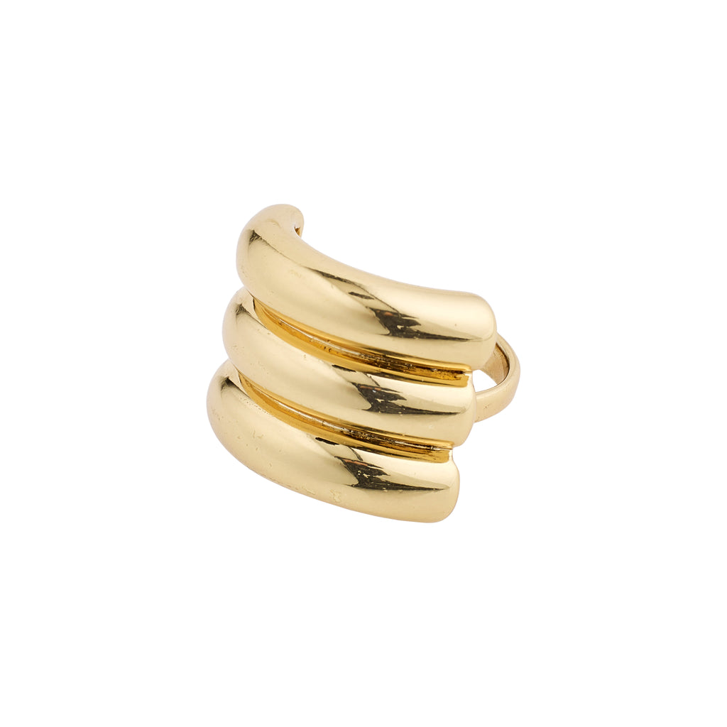 Ring : Heritage : Gold Plated