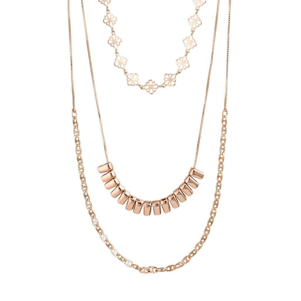Necklace : Joy : Rose Gold Plated