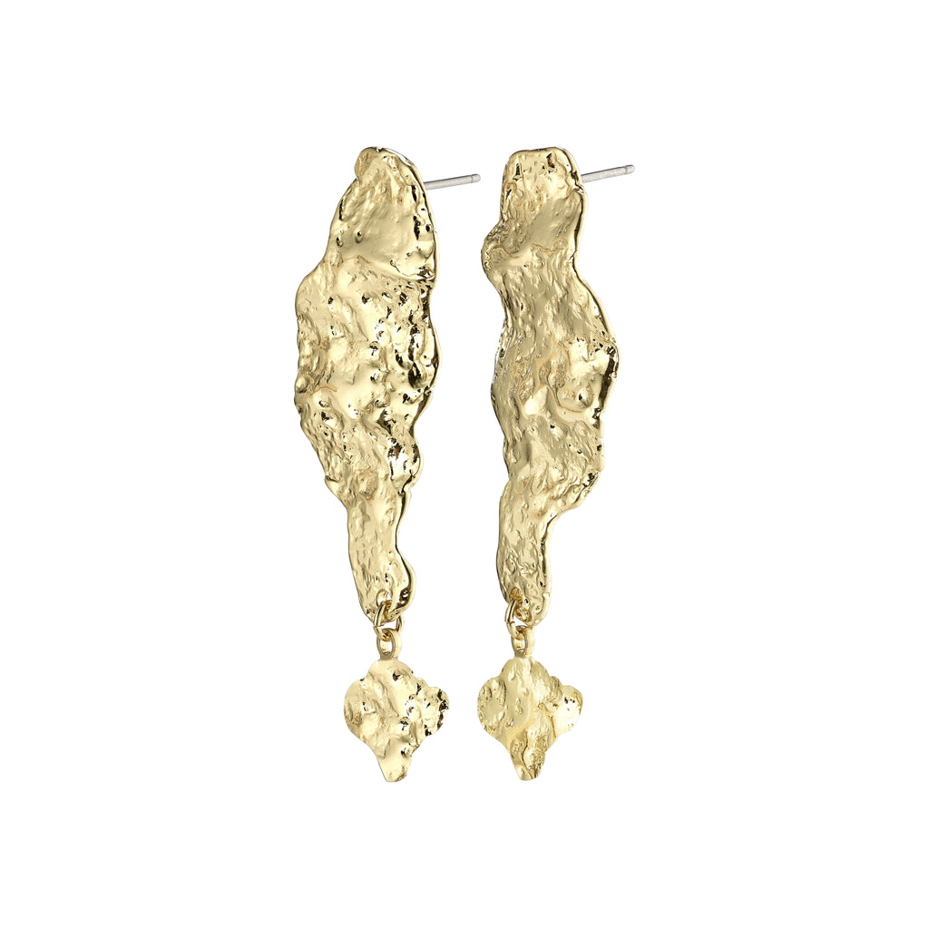 Earrings : Benicia : Gold Plated