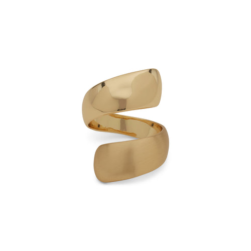 Ring : Alma_PI : Gold Plated