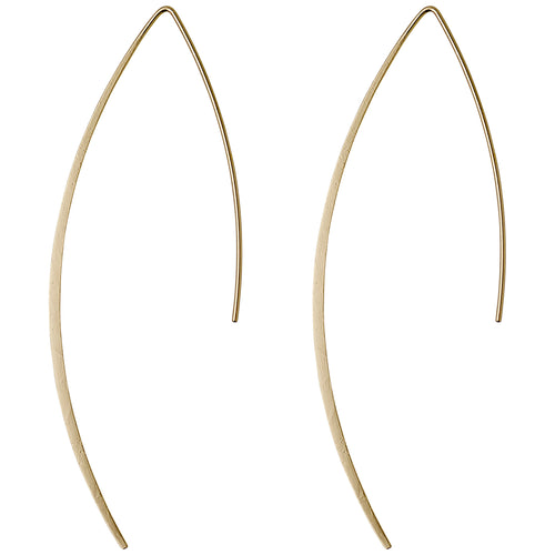 Earrings : Grace : Gold Plated