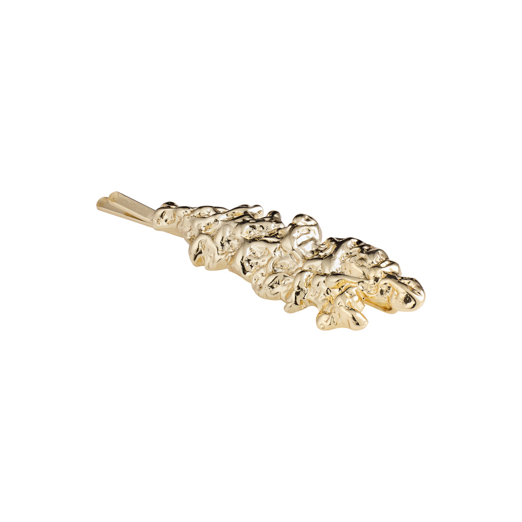 Hair accessory : Sada : Gold Plated