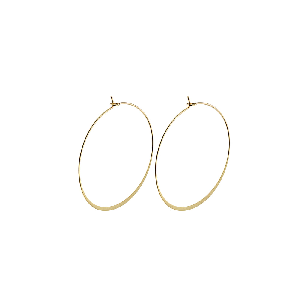 Earrings : Tilly : Gold Plated