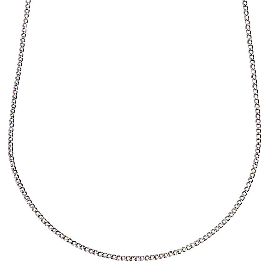 Necklace : Esme : Silver Plated