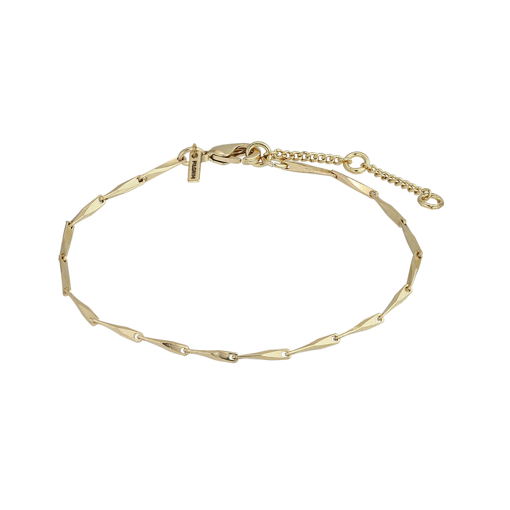 Bracelet : Deva : Gold Plated